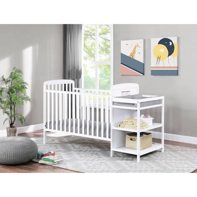 Suite Bebe Ramsey Crib Combo - White