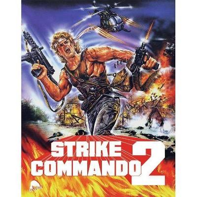 Strike Commando 2 (Blu-ray)(2021)