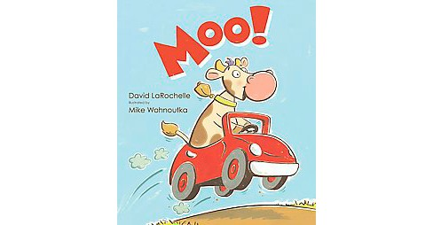 Moo! (Hardcover) - image 1 of 1