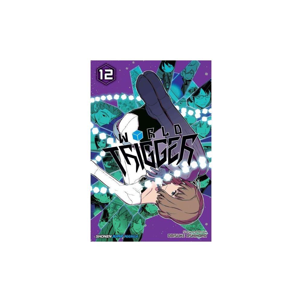 World Trigger 12 (Paperback) (Daisuke Ashihara)