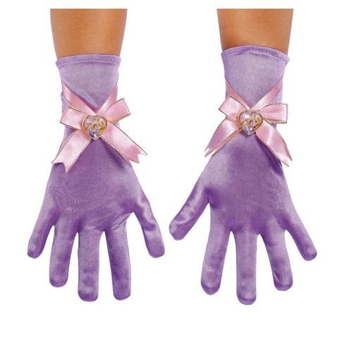Tangled Rapunzel Child Gloves - image 1 of 1