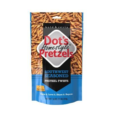 Dot's Pretzels Southwest - 16oz