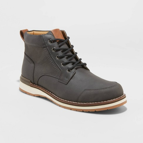 Men's Gaven Fashion Boots - Goodfellow & Co™ Black - image 1 of 3