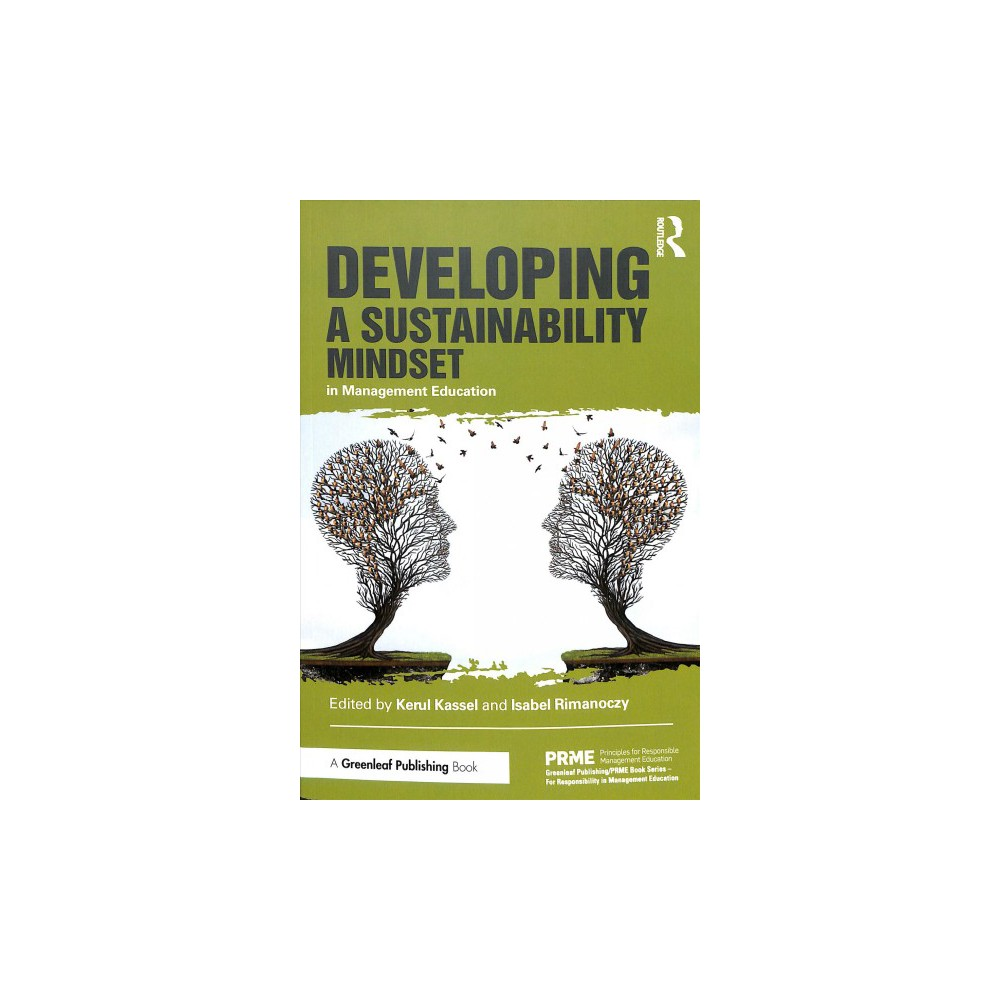 Developing a Sustainability Mindset in Management Education - (Paperback)