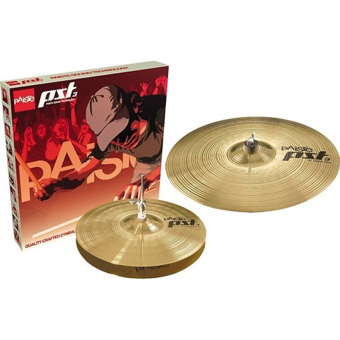 Paiste PST 3 Essential Cymbal Set 13/18 - image 1 of 2