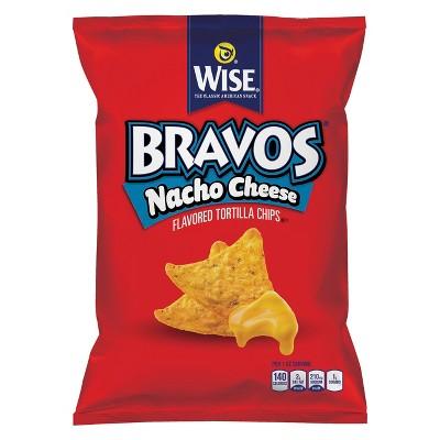 Potato Chips: Wise Bravos