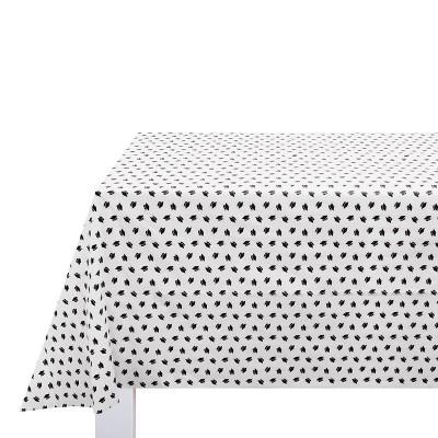 2ct Graduation Cap Pattern Disposable Table Covers - Spritz™