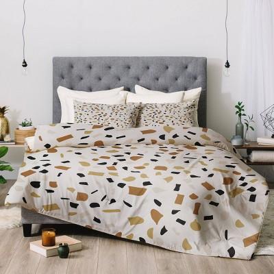 Alisa Galitsyna Terrazzo Comforter Set