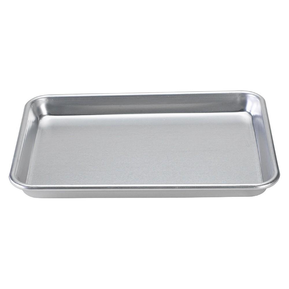 Nordic Ware Naturals Quarter Sheet Pan, Silver