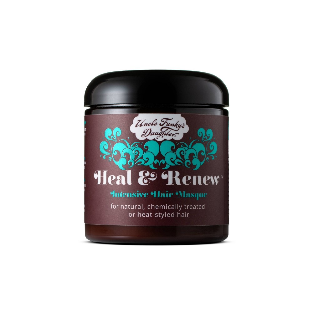 Image of Uncle Funky's Heal & Renew Hair Masque - 8oz