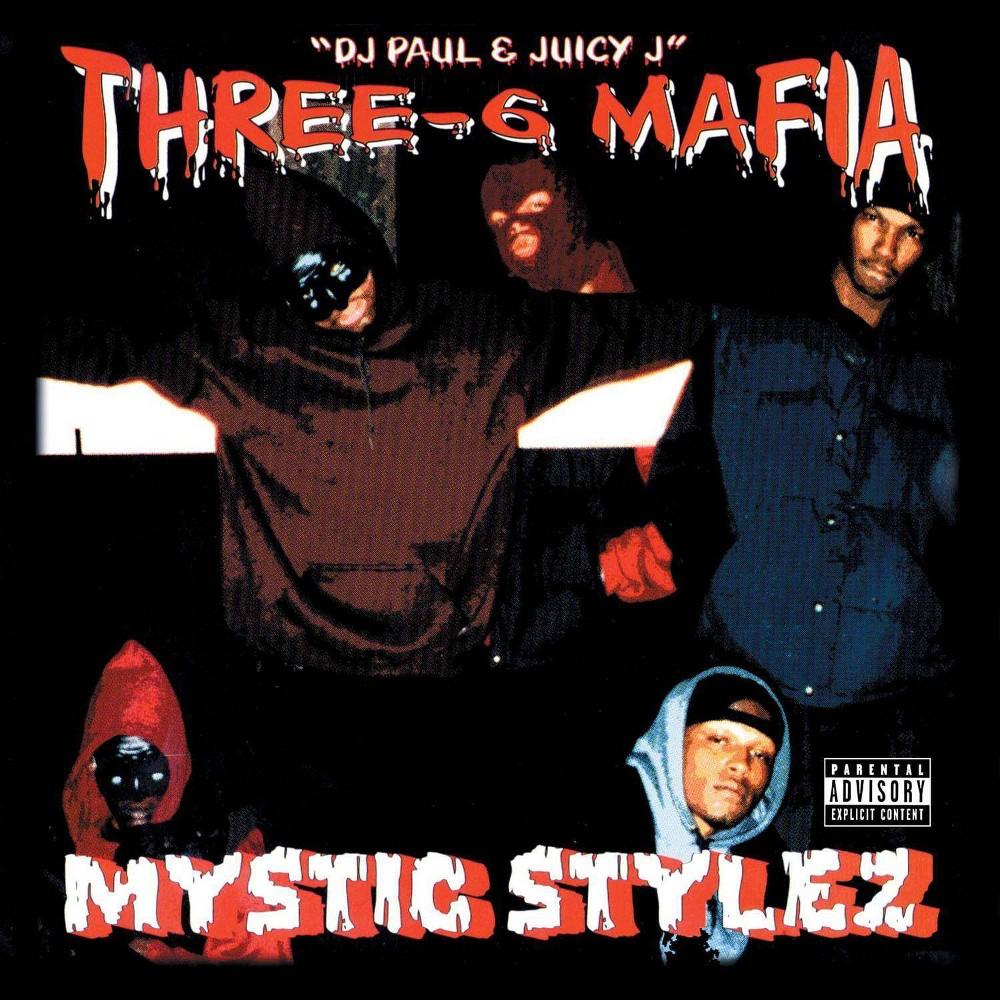 Three 6 Mafia Mystic Stylez Vinyl