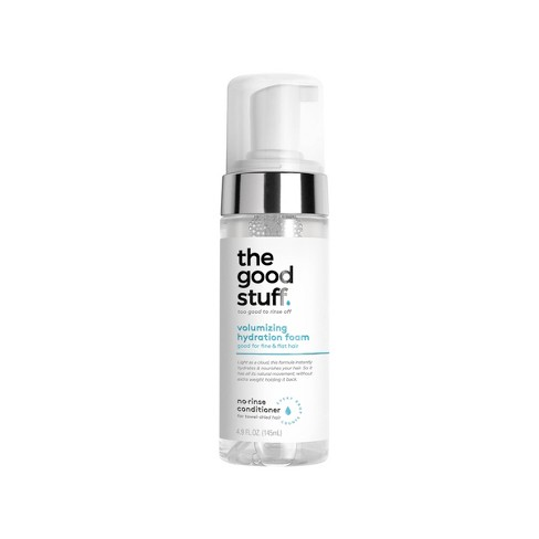 The Good Stuff Volumizing Hydrating Foam No-rinse Conditioner - 4.9 fl oz - image 1 of 5