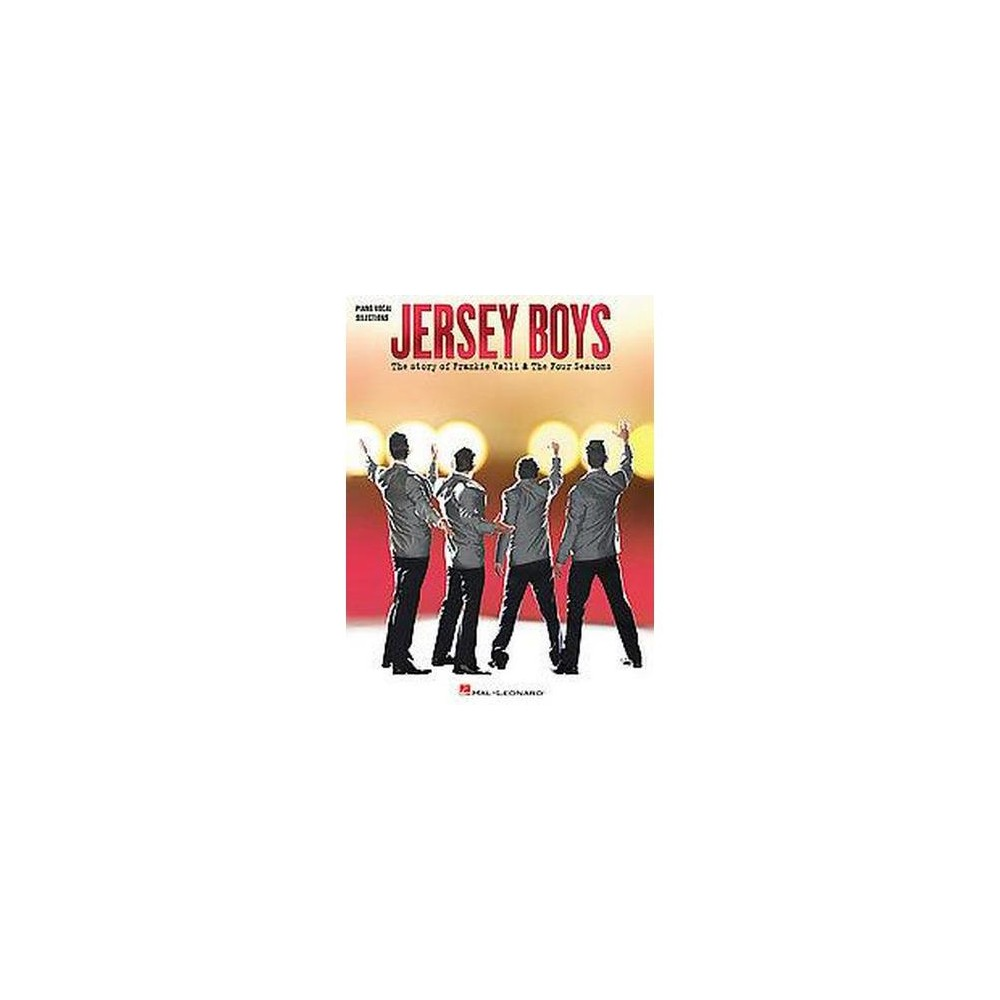 Jersey Boys : The Story of Frankie Valli And the Four Seasons (Paperback)