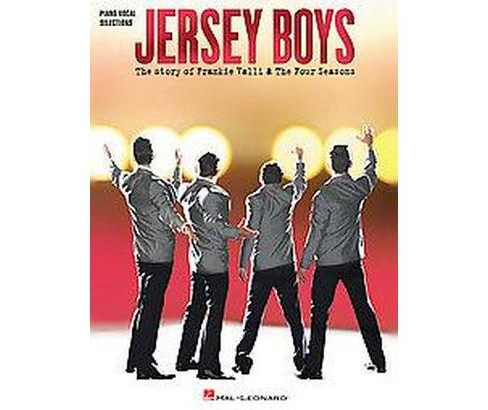 Jersey Boys : The Story of Frankie Valli And the Four Seasons (Paperback) - image 1 of 1