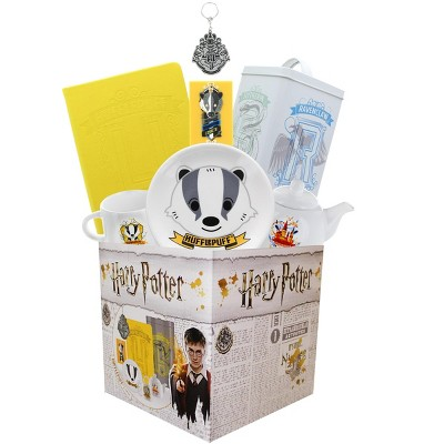 Toynk Harry Potter Hufflepuff House LookSee Box   Contains 7 Harry Potter Themed Gifts