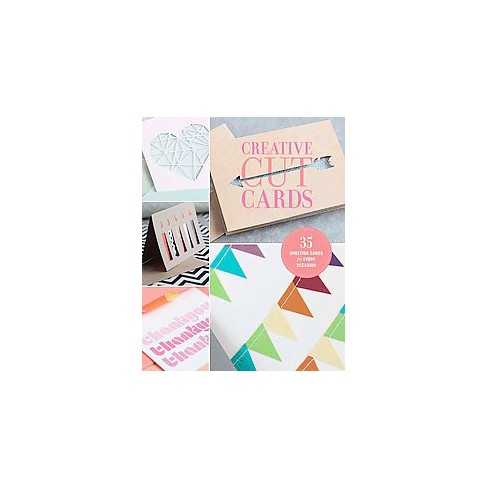 Creative cut cards 35 greeting cards for every occasion paperback about this item m4hsunfo