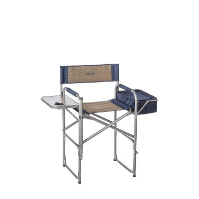 Kamp-Rite High Back Chair with Side Table and Cooler