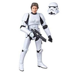 Star Wars The Vintage Collection Star Wars: A New Hope Han Solo (Stormtrooper)