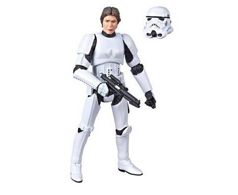 Star Wars The Vintage Collection Star Wars: A New Hope Han Solo (Stormtrooper) - image 1 of 2