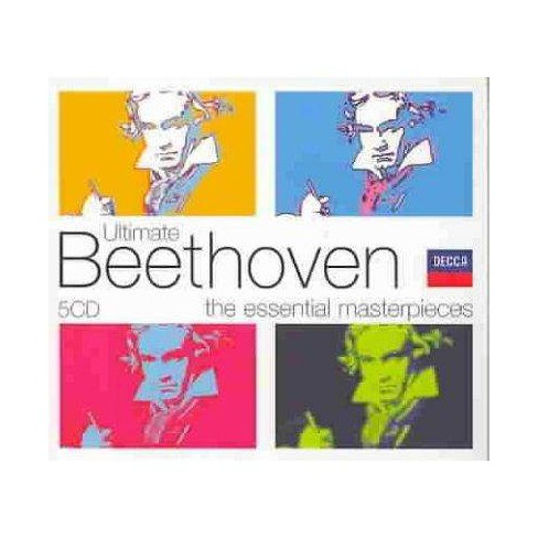 Beethoven - Ultimate Beethoven (CD) - image 1 of 1