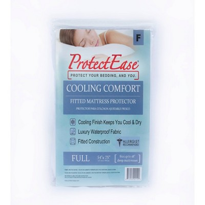 Cooling Comfort Luxury Mattress Protector - ProtectEase