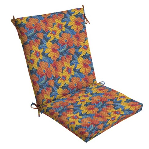 DriWeave Disco Floral Outdoor Dining Chair Cushion - Arden - image 1 of 2
