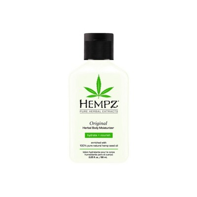 Hempz Original Herbal Moisturizer - 2.25oz