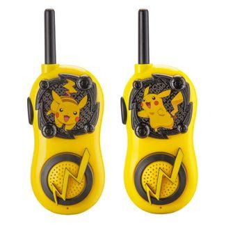 Pokemon Pikachu Walkie Talkies-Long Range 2-way Radios