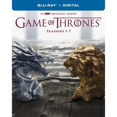 Game Of Thrones:Season 1-7 (Blu-ray + Digital)