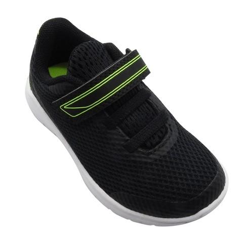 Toddler Boys' Mick Performance Athletic Shoes - Cat & Jack™ Black 5 - image 1 of 3