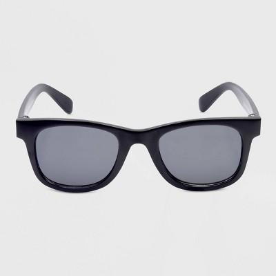 Baby Boys' Wayfarer Sunglasses - Cat & Jack™ Clear One Size