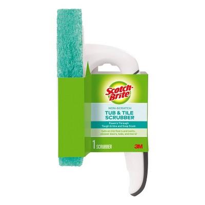 Scotch-Brite Non-Scratch Bathroom Scrub Brush