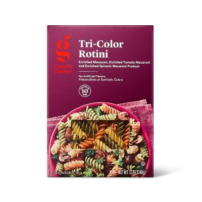 Tri-color Rotini - 12oz - Good & Gather™