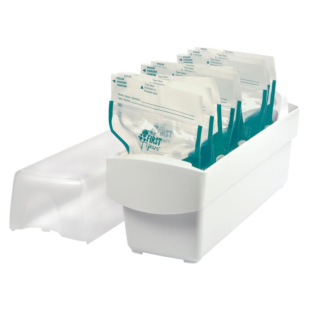 Image of The First Years Breastflow Freezer Milk Storage Organizer
