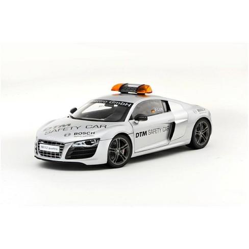 Audi R8 V10 5 2fsi Quattro 2010 Dtm Safety Car 1 18 Diecast Model Car By Kyosho