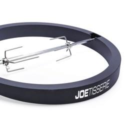 Kamado Joe JoeTisserie KJ-TISSERIENA Cast Aluminum Spit Rod & Forks Rotisserie