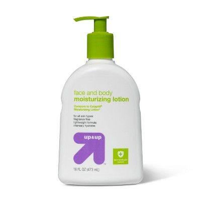 Body and Face Moisturizing Lotion - 16 fl oz - up & up™