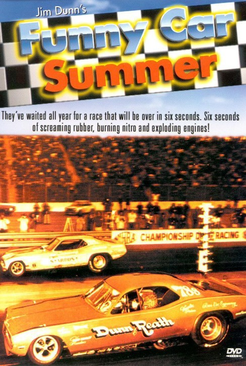 Funny car summer (DVD) - image 1 of 1