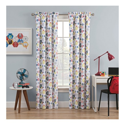 Wind Me Up Blackout Curtain Waverly Kids