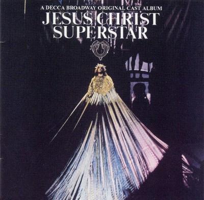 Soundtrack - Jesus Christ Superstar (OC-Broadway) (Lloyd Webber-Rice) (CD)