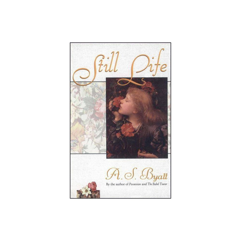 Still Life By A S Byatt Paperback