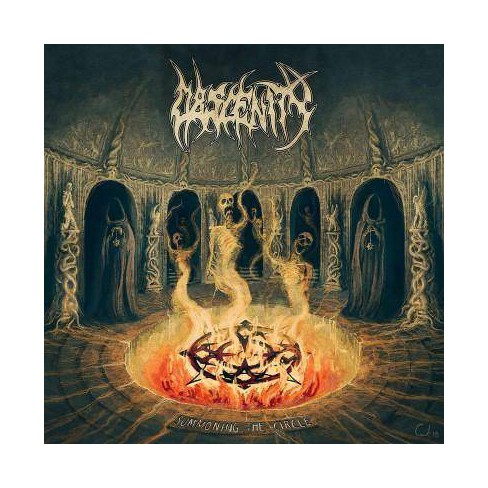 Obscenity - Summoning The Circle (CD) - image 1 of 1