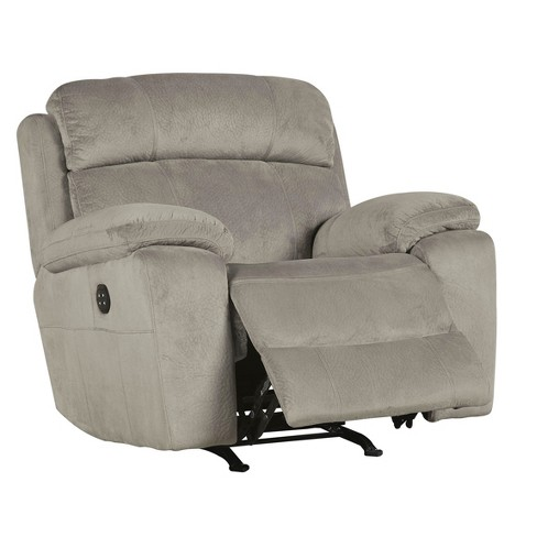 Uhland Power Recliner with Adjustable Headrest  - Signature Design by Ashley - image 1 of 3