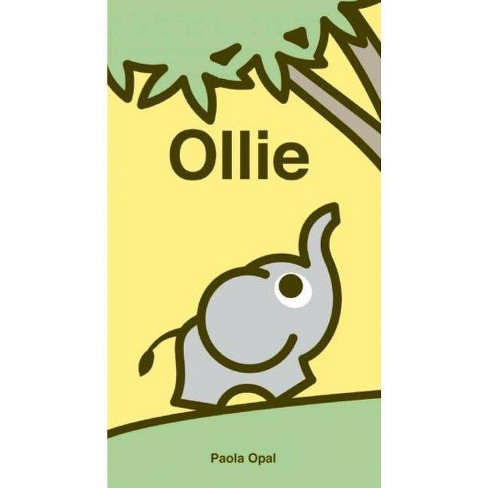 Ollie - (Simply Small) (Hardcover) - image 1 of 1