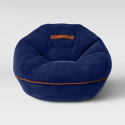 Excellent Jumbo 40 Two Tone Removable Cover Bean Bag Hearts Machost Co Dining Chair Design Ideas Machostcouk