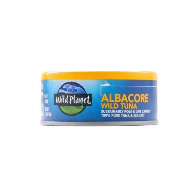 Wild Planet Wild Albacore Tuna - 5oz