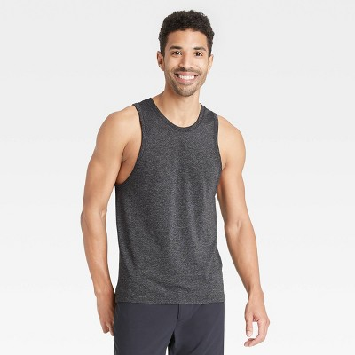 Men's Seamless Tank T-Shirt - All in Motion™