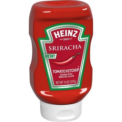 Ketchup: Heinz Sriracha
