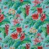 2pk Tropical Paradise Rectangular Throw Pillows Blue - Pillow Perfect - image 2 of 2