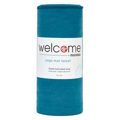 Manduka Welcome Yoga Mat Towel - Maldive